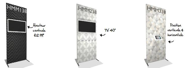 stand module multimedia