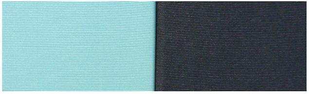 stand tissu h-line