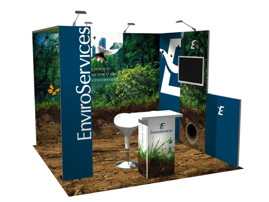 enviro-service-stand