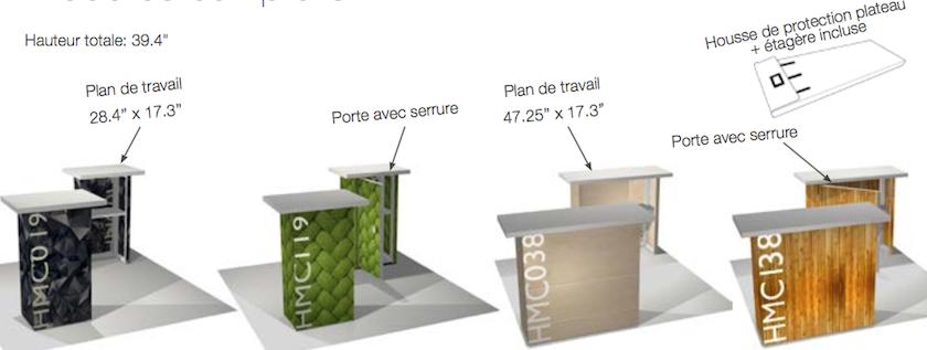 module-comptoir