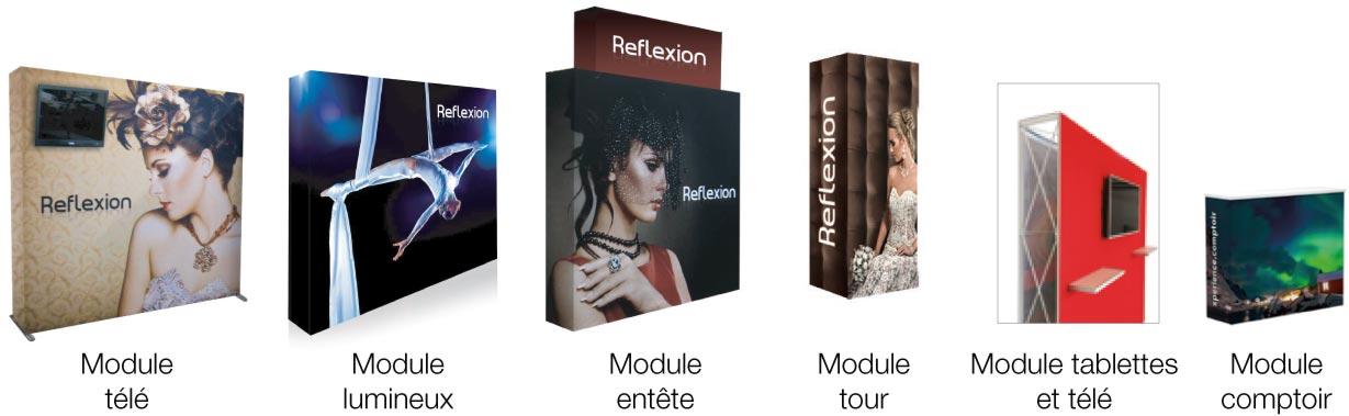 reflexion-modules
