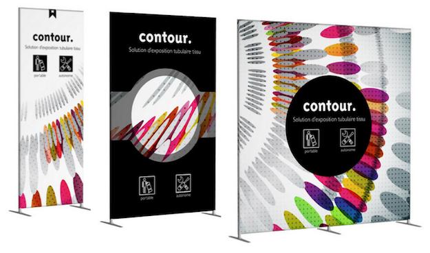 configuration-contour